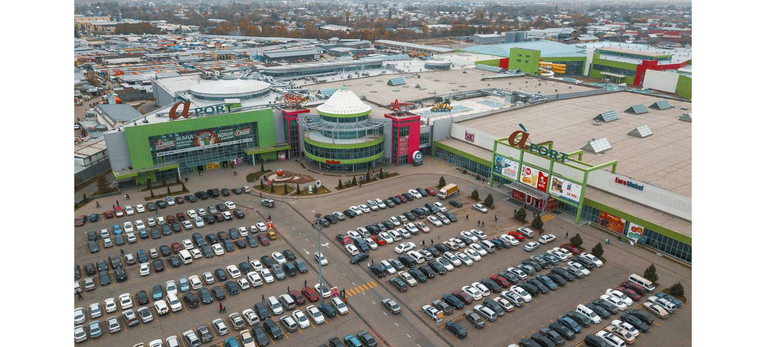 ТРЦ Aport Mall